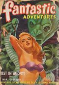Fantastic Adventures (1939-1953 Ziff-Davis Publishing) Pulp Jan 1952