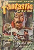 Fantastic Adventures (1939-1953 Ziff-Davis Publishing) Pulp Mar 1952