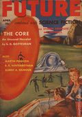 Future Combined with Science Fiction (1941-1942 Columbia Publications) Pulp 1st Series Vol. 2 #4
