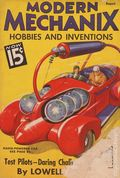 Modern Mechanic and Inventions (1932-1938) Pulp Vol. 16 #4