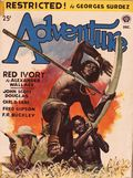 Adventure (1910-1971 Ridgway/Butterick/Popular) Pulp Dec 1947