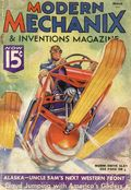 Modern Mechanic and Inventions (1932-1938) Pulp Vol. 15 #5