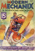 Modern Mechanix Hobbies and Inventions (1932 Fawcett Publication) Vol. 15 #5