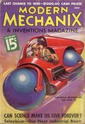 Modern Mechanic and Inventions (1932-1938) Pulp Vol. 16 #2