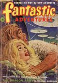 Fantastic Adventures (1939-1953 Ziff-Davis Publishing) Pulp Nov 1952