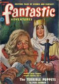 Fantastic Adventures (1939-1953 Ziff-Davis Publishing) Pulp Sep 1951