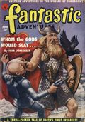 Fantastic Adventures (1939-1953 Ziff-Davis Publishing ) Vol. 13 #6