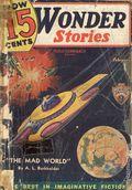 Wonder Stories (1930-1936 Stellar/Continental) Pulp 1st Series Vol. 7 #7