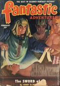 Fantastic Adventures (1939-1953 Ziff-Davis Publishing) Pulp Feb 1951