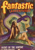 Fantastic Adventures (1939-1953 Ziff-Davis Publishing) Pulp Jan 1948