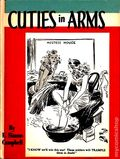 Cuties In Arms HC (1942 David McKay Publishing) 1-1ST