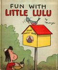 Fun With Little Lulu HC (1944 David McKay Publishing) 1-1ST