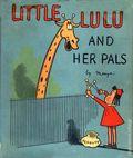 Little Lulu and Her Pals HC (1939 David McKay Publishing) 1-1ST