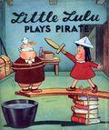 Little Lulu Plays Pirate HC (1946 David McKay Publishing) 1-1ST
