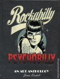 Rockabilly Psychobilly HC (2018 Schiffer) An Art Anthology 1-1ST