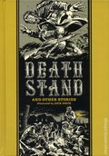 Death Stand and Other Stories HC (2018 Fantagraphics) By Harvey Kurtzman 1-1ST