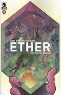 Ether The Copper Golems (2018 Dark Horse) 2A
