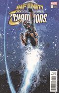 Infinity Countdown Champions (2018 Marvel) 1B