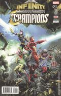 Infinity Countdown Champions (2018 Marvel) 1A