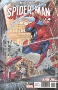 Peter Parker Spectacular Spider-Man (2017 2nd Series) Annual 1B