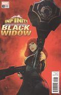 Infinity Countdown Black Widow (2018) 1B