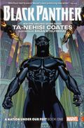 Black Panther TPB (2016-Present Marvel) By Ta-Nehisi Coates 1-REP