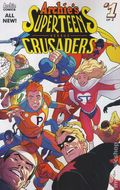 Archies Superteens vs. Crusaders (2018 Archie) 1A