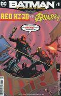 Batman Prelude to the Wedding Red Hood vs. Anarky (2018 DC) 1