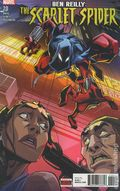 Ben Reilly Scarlet Spider (2017) 20