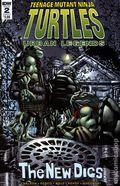 Teenage Mutant Ninja Turtles Urban Legends (2018 IDW) 2A