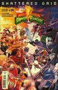 Mighty Morphin Power Rangers (2016) 28