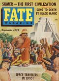 Fate Magazine (1948-Present Clark Publishing) Digest/Magazine Vol. 11 #9