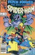Peter Porker the Spectacular Spider-Ham (1985 Marvel/Star Comics) Canadian Price Variant 1