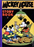 Mickey Mouse Story Book HC (1931 David McKay Publishing) 1-1ST