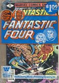 Fantastic Four (c. Late 1970's, Early 80's) Whitman Multi-Pack 3-PACK 209 210 211