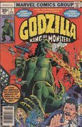 Godzilla (1977 Marvel) 35 Cent Variant 1