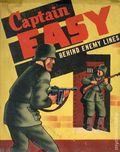 Captain Easy Behind Enemy Lines (1943 Whitman BLB) 1474