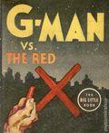 G-Man vs. the Red X (1936 Whitman BLB) 1147