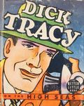 Dick Tracy on the High Seas (1939 Whitman BLB) 1454