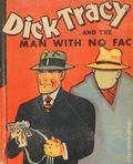 Dick Tracy and the Man with No Face (1938 Whitman BLB) 1491