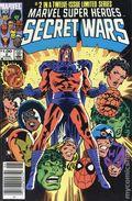 Marvel Super Heroes Secret Wars (1984) Canadian Price Variant 2