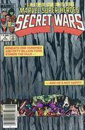Marvel Super Heroes Secret Wars (1984) Canadian Price Variant 4