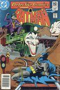 Detective Comics (1937 1st Series) Canadian Price Variant 532