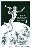 Kevin Nowlan Sketchbook 3