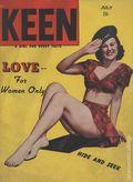 Keen (1942) Magazine Vol. 1 #1