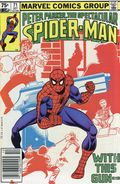Spectacular Spider-Man (1976 1st Series) Canadian Price Variant 71