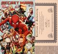 Secret Wars (2015 3rd Series) 1DF.SIGNED.A