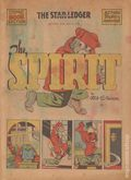 Spirit Weekly Newspaper Comic (1940-1952) Jan 25 1942