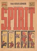 Spirit Weekly Newspaper Comic (1940-1952) Jan 11 1942