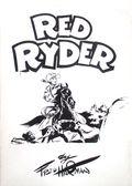 Red Ryder B&W (1979 Pacific Comics Club) 1
